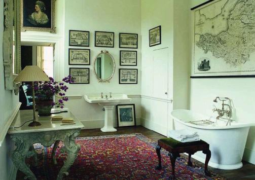 world of interiors october 2011